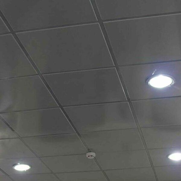 Подвесной Кассетный потолок Металлик