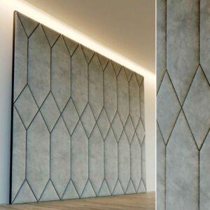 Мягкая стеновая панель