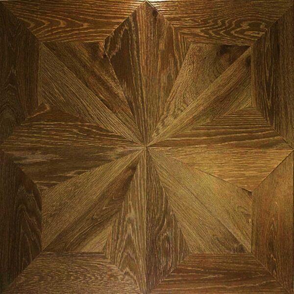 Ламинат IDEAL Floor Royal Parquet Дуб Сицилия Темный