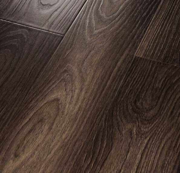 Ламинат IDEAL Floor Real Wood Standart Орех Имперский