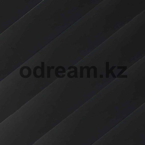 Реечный потолок 100мм Черный