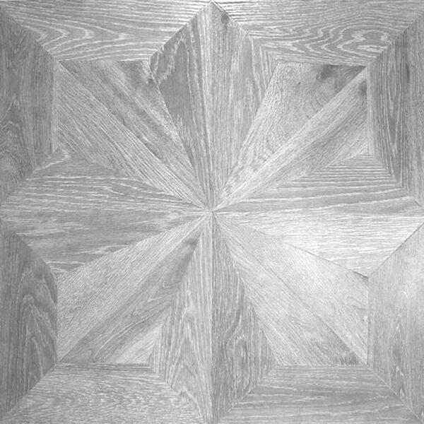 Ламинат IDEAL Floor Royal Parquet Дуб Сицилия Серый