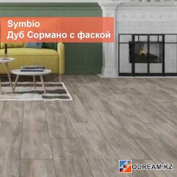 Ламинат Kronostar Symbio Дуб Сормано с фаской