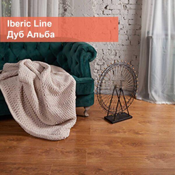 Ламинат Kronopol Iberic Line Дуб Альба
