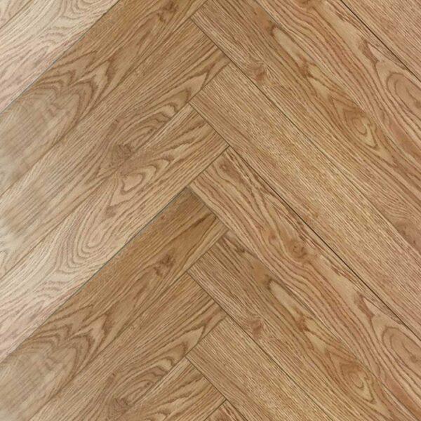 Ламинат IDEAL Floor Creative Design Ёлочка Дуб Натуральный