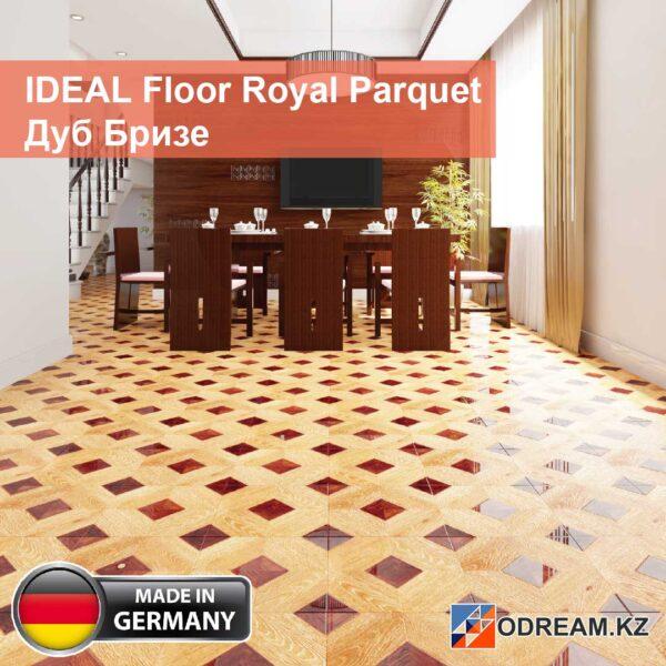 Ламинат IDEAL Floor Royal Parquet Дуб Бризе